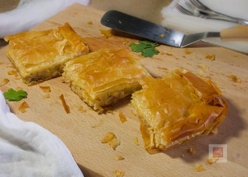 Κοτόπιτα παραδοσιακή με συνταγή 120 χρόνων